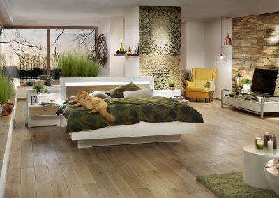 Moosbilder Islandmoos Curly Moos Schlafzimmer (2)