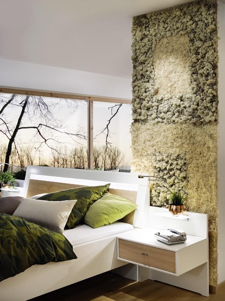 moosbilder als wandbegr nung die wand richtig in szene setzen. Black Bedroom Furniture Sets. Home Design Ideas