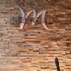 Holzpaneele Gently - Eiche - Details